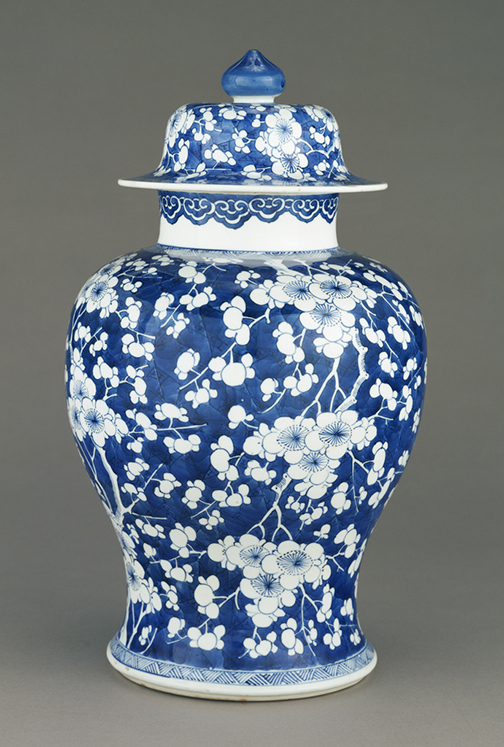One Pair of Lidded Cases China c. 1662-1722
